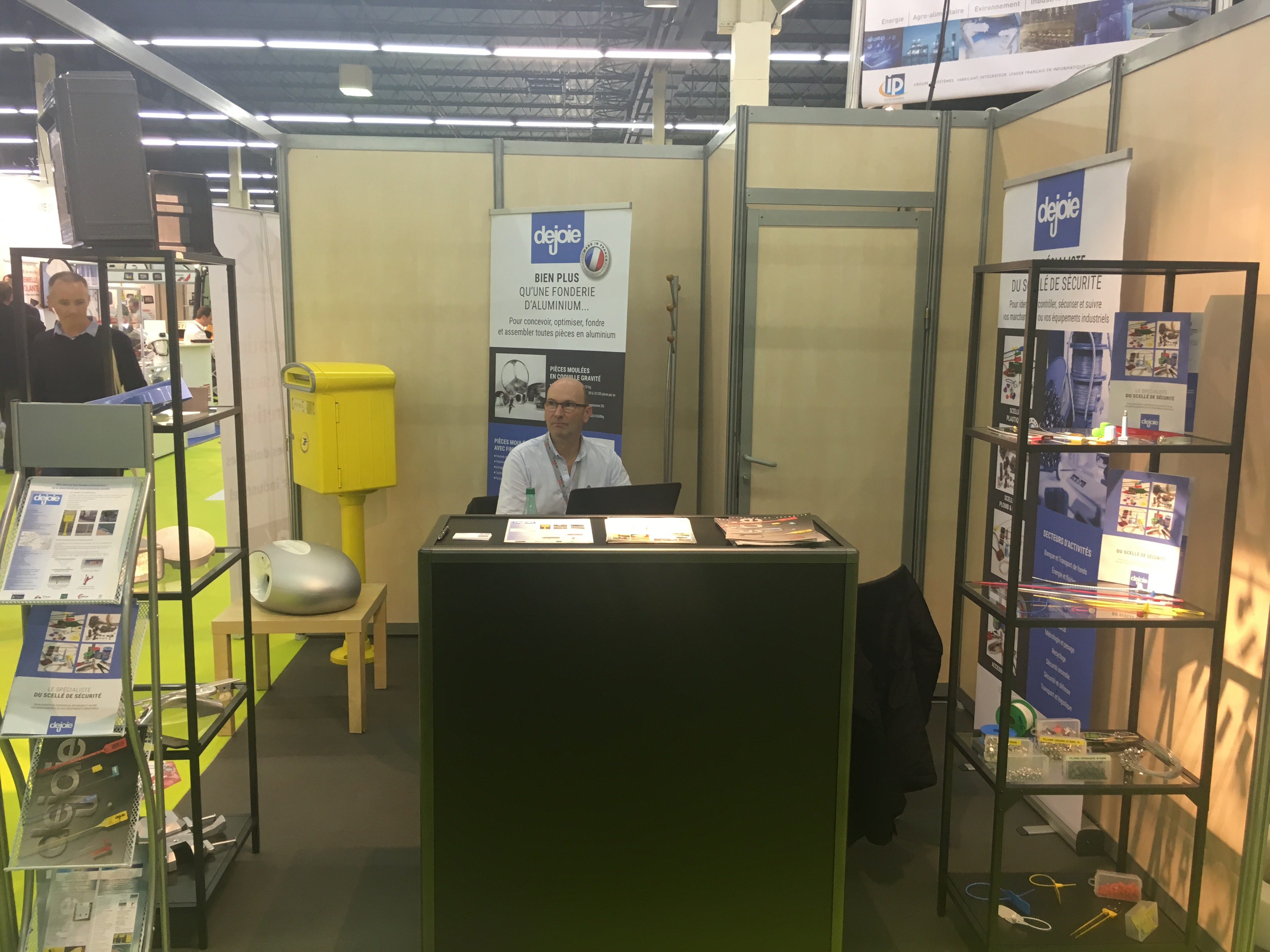 Our stand at SEPEM Industries 2017