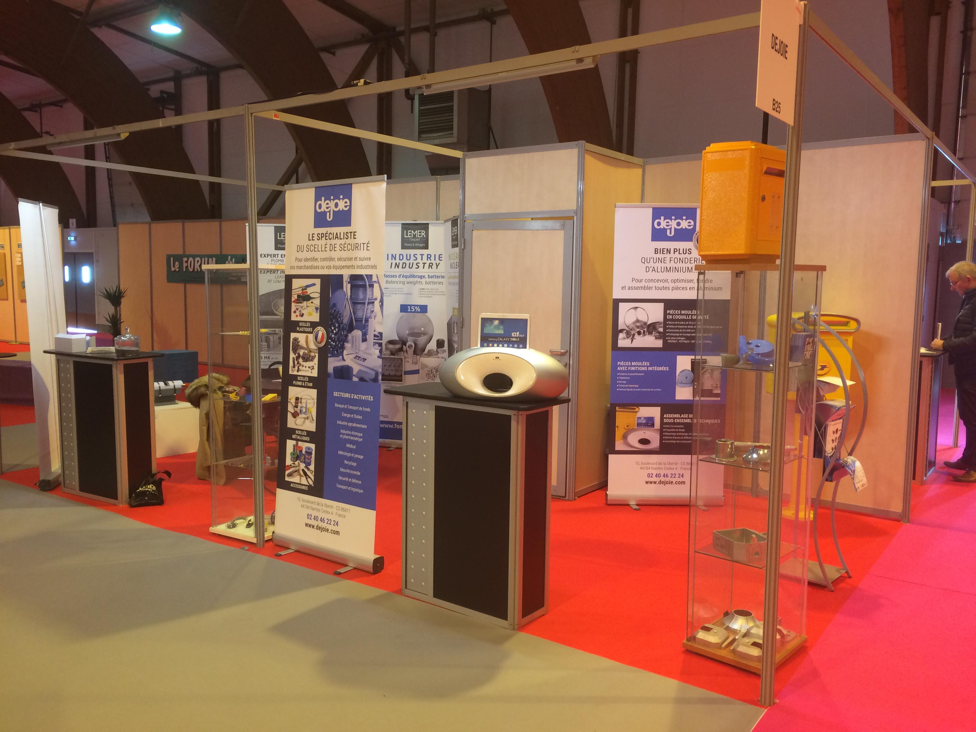 Dejoie -  ouest industries fair 2017