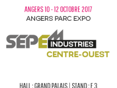 DEJOIE SEPEM Industries exhibition 2017